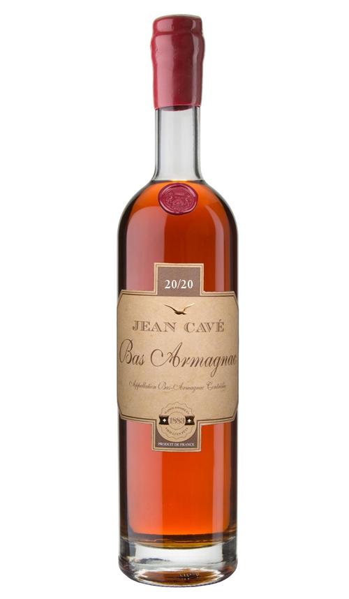 Armagnac 2020 70 cl Jean Cavé Bouteille Ariane