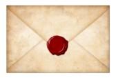 Enveloppe Mail Jean Cavé Armagnac