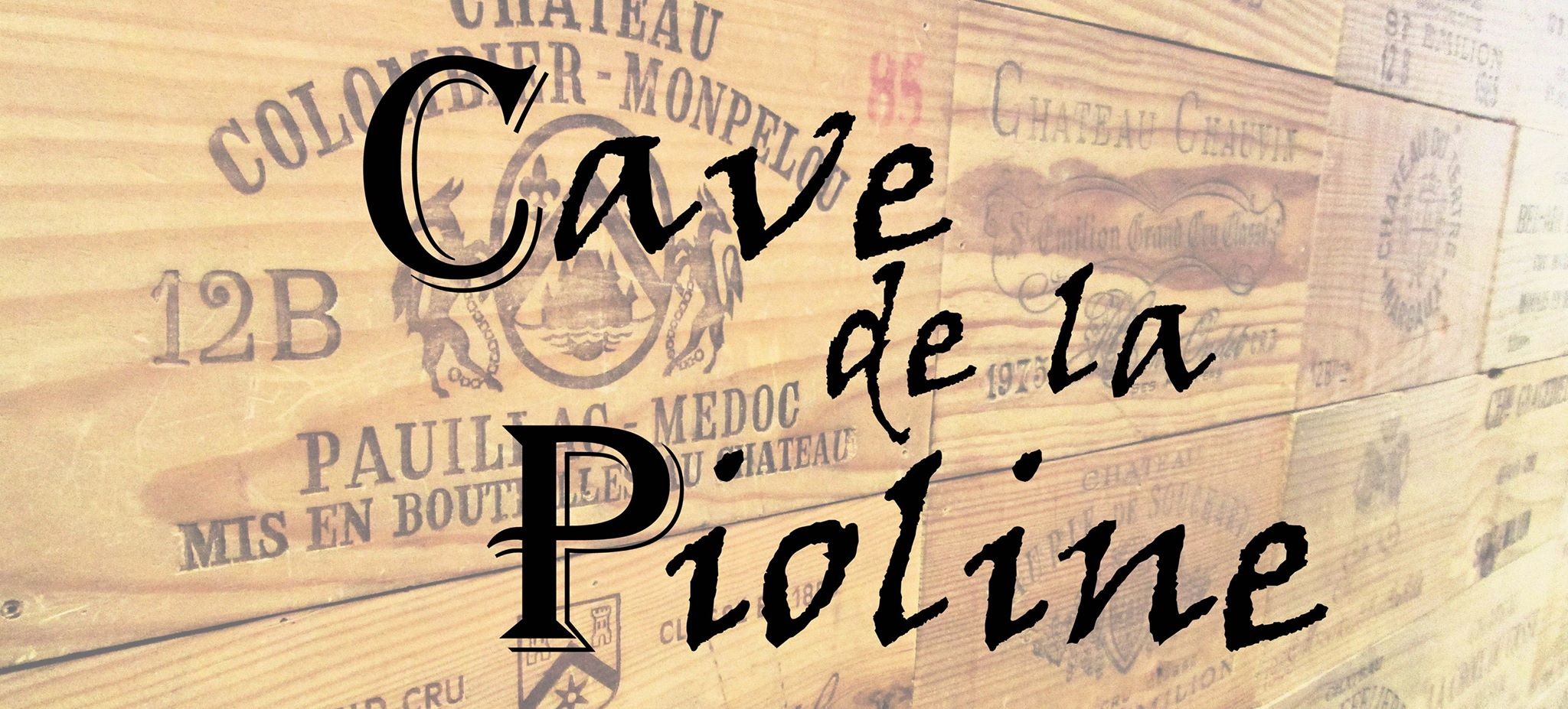 Cave de la Pioline Aix en Provence