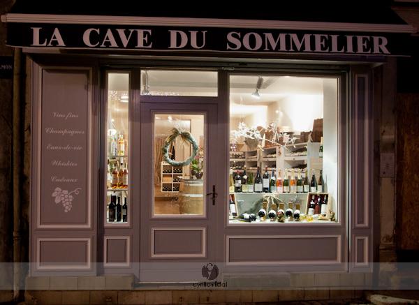 La cave du Sommelier Mont-de-Marsan - Christophe Andiné