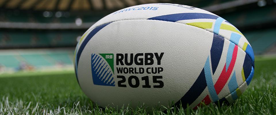 Calendrier coupe du monde de Rugby 2015