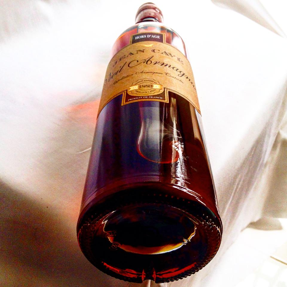 Armagnac hors d'age - Armagnac Jean Cavé