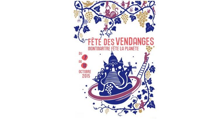 > La fête des Vendanges de Montmartre 2015 - Paris